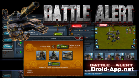 Battle Alert - Red Uprising
