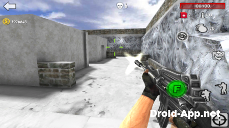 Gun Strike:Shooting War 3D