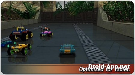 RE-VOLT 2 - Best RC 3D Racing