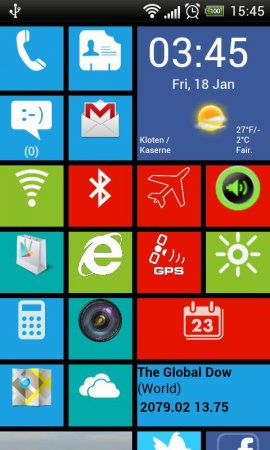 Windows8 / Windows 8 Launcher