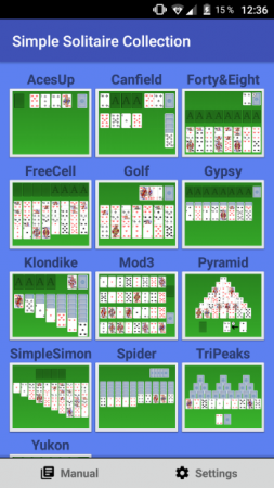 Simple Solitaire Collection