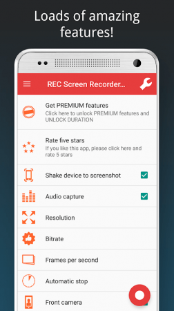 REC HD Screen Recorder