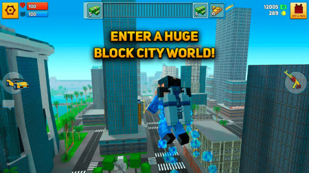 Block City Wars